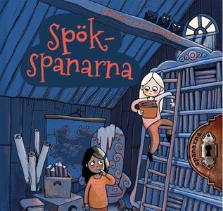 Spanarna 1: Spökspanarna (ljudbok) av Annika Wi