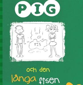 Pig och den långa fisen (ljudbok) av Barbara Ca