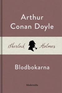 Blodbokarna (En Sherlock Holmes-novell) (e-bok)