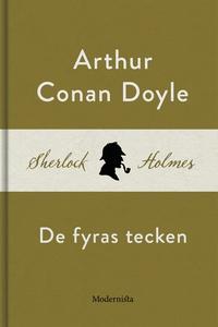 De fyras tecken (En Sherlock Holmes-roman) (e-b