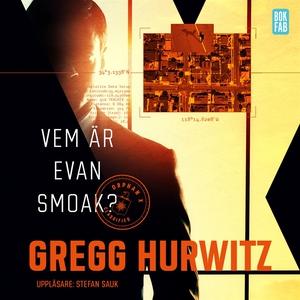 Vem är Evan Smoak? (ljudbok) av Gregg Hurwitz