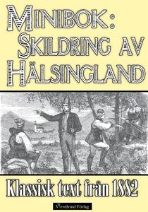 Minibok: Skildring av Hälsingland år 1882 (e-bo