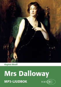 Mrs Dalloway (ljudbok) av Virginia Woolf