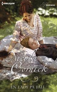 En lady på fall (e-bok) av Nicola Cornick