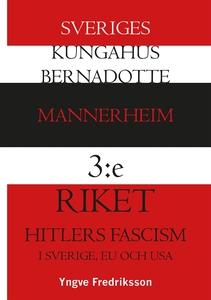 SVERIGES KUNGAHUS BERNADOTTE - MANNERHEIM - 3:e