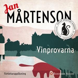 Vinprovarna (ljudbok) av Jan Mårtenson