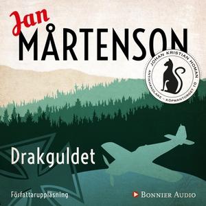 Drakguldet (ljudbok) av Jan Mårtenson