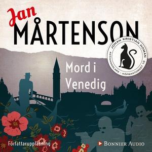Mord i Venedig (ljudbok) av Jan Mårtenson