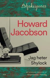 Jag heter Shylock (e-bok) av Howard Jacobson