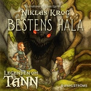 Legenden om Tann 2 - Bestens håla (ljudbok) av