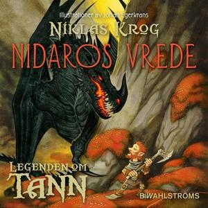Legenden om Tann 4 - Nidaros vrede (ljudbok) av