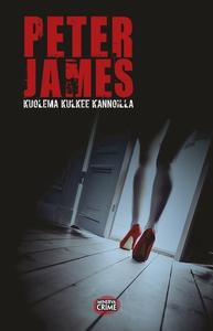 Kuolema kulkee kannoilla (e-bok) av Peter James