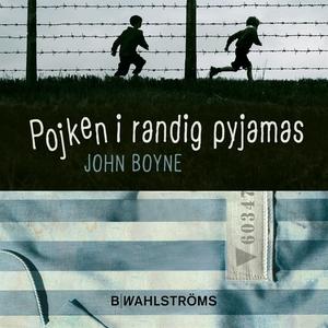 Pojken i randig pyjamas (ljudbok) av John Boyne