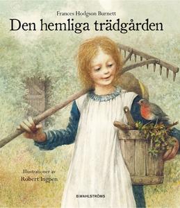 Den hemliga trädgården (e-bok) av Frances Hodgs