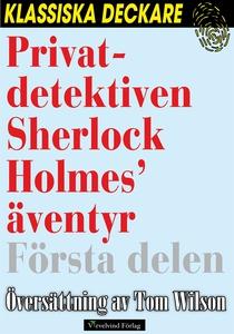 Privatdetektiven Sherlock Holmes' äventyr – För