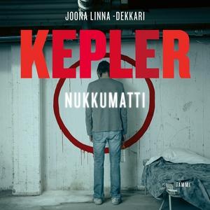 Nukkumatti (ljudbok) av Lars Kepler