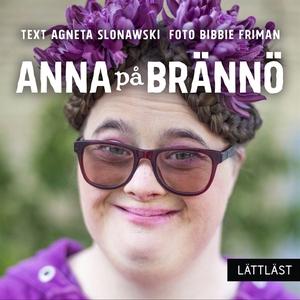 Anna på Brännö / Lättläst (ljudbok) av Agneta S