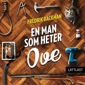 En man som heter Ove / Lättläst (ljudbok) av Fr