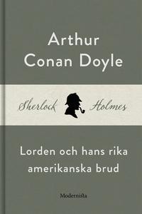 Lorden och hans rika amerikanska brud (En Sherl