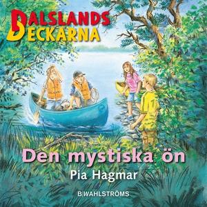 Dalslandsdeckarna 8 - Den mystiska ön (ljudbok)