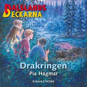 Dalslandsdeckarna 9 - Drakringen (ljudbok) av P
