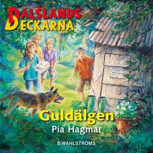 Dalslandsdeckarna 10 - Guldälgen (ljudbok) av P