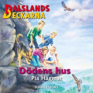 Dalslandsdeckarna 11 - Dödens hus (ljudbok) av