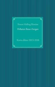 Friheten finns i bergen: Korta dikter 2013-2016