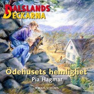 Ödehusets hemlighet (ljudbok) av Pia Hagmar