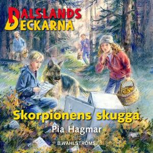 Dalslandsdeckarna 15 - Skorpionens skugga (ljud