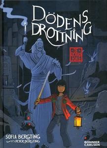 Dödens drottning (ljudbok) av Sofia Bergting