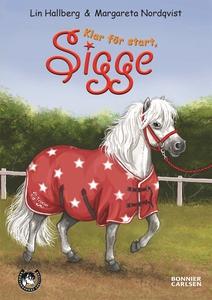 Klar för start, Sigge (e-bok) av Lin Hallberg