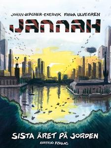 Jannah : Sista året på jorden (e-bok) av Johan