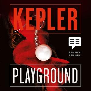 Playground (ljudbok) av Lars Kepler