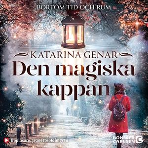 Den magiska kappan (ljudbok) av Katarina Genar