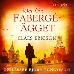 Det 19:e Fabergéägget (ljudbok) av Claes Ericso