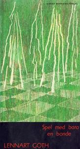 Spel med bara en bonde (e-bok) av Lennart Göth
