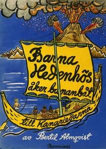 Barna Hedenhös åker bananbåt till Kanarieöarna