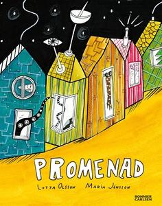 Promenad (e-bok) av Lotta Olsson