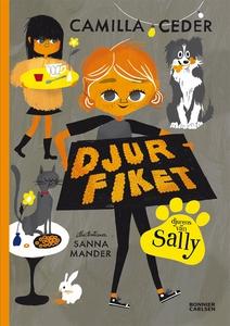 Djurfiket (e-bok) av Camilla Ceder