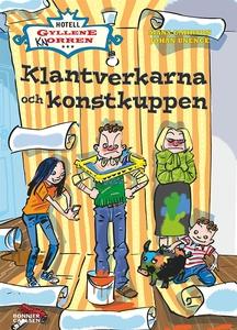 Klantverkarna och konstkuppen (e-bok) av Johan