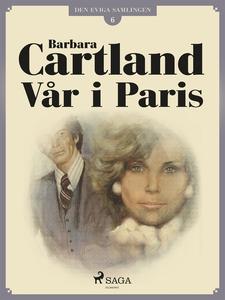 Vår i Paris (e-bok) av Barbara Cartland