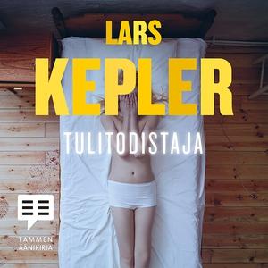 Tulitodistaja (ljudbok) av Lars Kepler