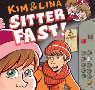Kim & Lina sitter fast (ljudbok) av Torsten Ben