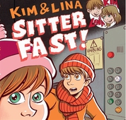 Kim & Lina sitter fast
