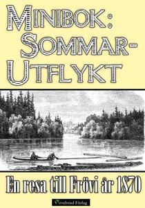 Minibok: Sommarutflykt till Frövi år 1870 (e-bo
