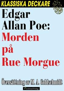 Morden på Rue Morgue (e-bok) av Edgar Allan Poe