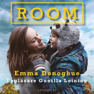 Room (ljudbok) av Emma Donoghue