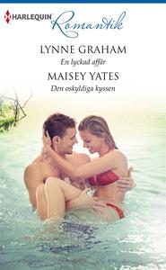 En lyckad affär/Den oskyldiga kyssen (e-bok) av