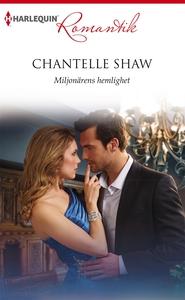 Miljonärens hemlighet (e-bok) av Chantelle Shaw